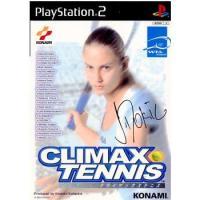 ■タイトル:CLIMAX TENNIS(クライマックステニス) ■機種:プレイステーション2ソフト(...