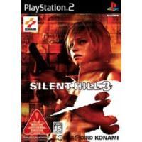 ■タイトル:SILENT HILL 3(サイレントヒル3) ■機種:プレイステーション2ソフト(Pl...