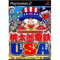 ■タイトル:桃太郎電鉄USA ■機種:プレイステーション2ソフト(PlayStation2Game)...