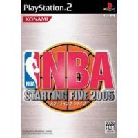 ■タイトル:NBA STARTINGFIVE 2005(エヌビーエースターティングファイブ2005)...