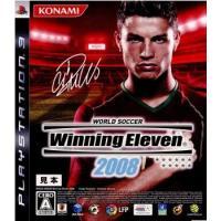 ■タイトル:ワールドサッカーウイニングイレブン2008 ■機種:プレイステーション3 ■発売日: ■...