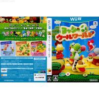 ■タイトル:ヨッシー ウールワールド amiiboセット(ソフト単品) ■機種:Wii U ■発売日...