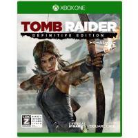 『中古即納』{XboxOne}トゥームレイダー ディフィニティブエディション(TOMB RAIDER DEFINITIVE EDITION)(20140904)