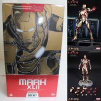 ■タイトル:ムービー・マスターピース DIECAST アイアンマン マーク42 アイアンマン3 1/...