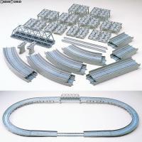 ■タイトル:91074 レールセット高架複線立体交差セット(HCパターン) Nゲージ 鉄道模型 TO...