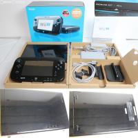 ■タイトル:(本体)Wii U プレミアムセット 黒 PREMIUM SET kuro/クロ(本体メ...