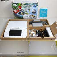 ■タイトル:(本体)Wii U すぐに遊べる マリオカート8 セット シロ/shiro/白(WUP-...