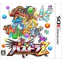 『中古即納』{3DS}パズドラZ(ゼット) PUZZLE&DRAGONS Z(20131212)