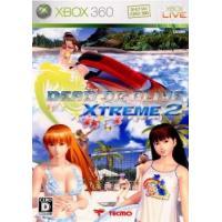『中古即納』{Xbox360}DEAD OR ALIVE EXTREME 2(デッド オア アライブ エクストリーム2)(20061122)