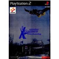 ■タイトル:ESPN XGames Snowboarding(ウィンターエックスゲームズ スノーボー...