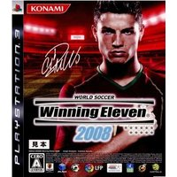 ■タイトル:ワールドサッカーウイニングイレブン2008 ■機種:プレイステーション3ソフト(Play...