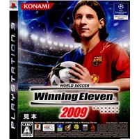 ■タイトル:ワールドサッカーウイニングイレブン2009 ■機種:プレイステーション3ソフト(Play...
