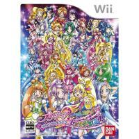 ■タイトル:プリキュアオールスターズ ぜんいんしゅうごう☆レッツダンス! ■機種:Wii ■発売日:...