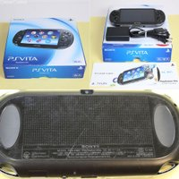 ■タイトル:(本体)PlayStationVita 3G/Wi-Fiモデル クリスタル・ブラック (...