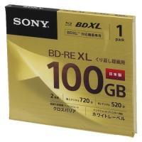 テレビ録画用書き換えタイプ(3層式)。●録画用ブルーレイディスク●容量:100GB●対応倍速:1-2...