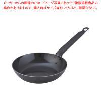 ●商品名:鉄製フライパン 厚板仕様 鉄黒皮厚板フライパン 18cm IH対応 ●飲食店用フライパンサ...