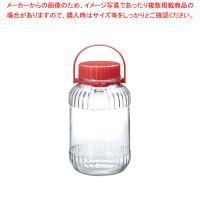 ●商品名:ガラス 果実酒びん I-71805 7号 直径182mm×高さ310mm●5L●材質 本体...