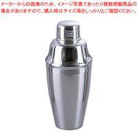 カクテルシェーカー ●商品名:SWステンレス製 O型カクテルシェーカー 230 寸法(mm):直径7...