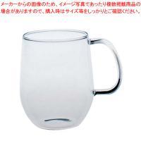 ●商品名:ユニティー+耐熱ガラスカップ L 8292 400ml 直径78mm×125mm×110m...