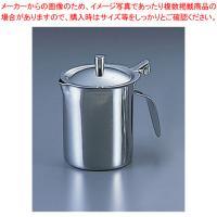 コーヒー用品 珈琲器具 コーヒー器具 ●商品名:18−0寸胴型ミルクポット[ミルクピッチャー] 31...