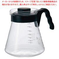 ●商品名:ハリオV60コーヒーサーバー 1000VCS-03B ●寸法(mm):185×137×高さ...