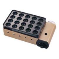 ●商品名:イワタニ カセットグリルたこ焼器 炎たこ CB-TK-A ●寸法(mm):395×198×...