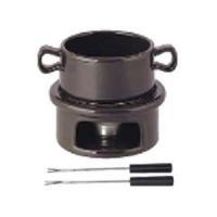 フォンデュ道具 ●商品名:チーズフォンデュセット 36350 BK ●カップ(mm):直径105×高...