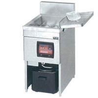 加熱パイプ自体が発熱する新IH加熱方式採用。●ヒートコイルの電磁誘導によりムラなく早く、効率良く油を...