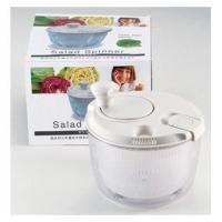 ●商品名:パール金属 Petit chef Jr サラダスピナー ●小型ながら便利な野菜水切り器です...