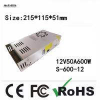 【商品説明】 ★全新未使用★  型番S-600-12  入力電圧範囲:90〜132VAC/180〜2...