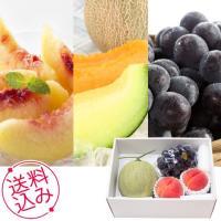 「夏の旬果詰合せ」は、手間暇かけて育てられた旬のフルーツの詰合せ。生産地として名高く、芳醇な香り、た...