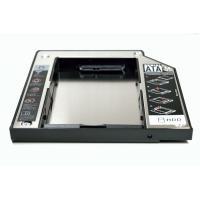 Thinkpad R400 R500 T420 T430 T510 T520 W510 W520 ウルトラベイ・エンハンスド・ドライブ用 HDD・SSDマウンタ SATA 12.7mm厚【ゆうメール発送可】|memory-depot|02