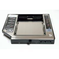 Thinkpad R400 R500 T420 T430 T510 T520 W510 W520 ウルトラベイ・エンハンスド・ドライブ用 HDD・SSDマウンタ SATA 12.7mm厚【ゆうメール発送可】|memory-depot|03
