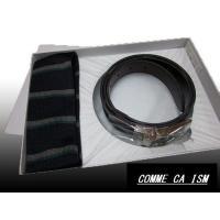 ◆新品 コムサ ベルトとニットタイのギフトセットr■e021750小物