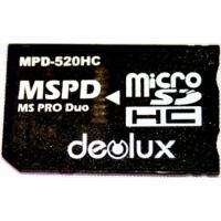 Deolux(デオラックス)の Memory Stick PRO Duo Adapterはmicro...