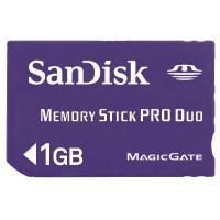メモリースティック PRO Duoは、ソニー(株)とサンディスクとの共同開発による新世代メモリーステ...