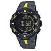 カシオ プロトレック トリプルセンサー ソーラー メンズ 腕時計 PRG-300-1A9DRです。 ...