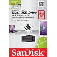 USB 2.0とmicroUSBの2種類のインターフェイスを同時搭載し、USBフラッシュ単体で手軽に...