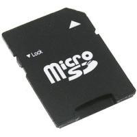 PLEOMAX製 microSDをSD、またはmicroSDHCをSDHCに変換できるアダプター バ...
