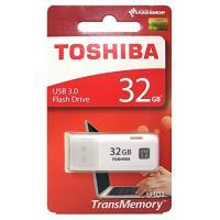 東芝 TransMemory 32GB THN-U301W0320 USBメモリー 海外パッケージ品...
