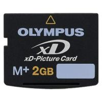 OLYMPUS(オリンパス)のxDカード2GB バルク品(カード、専用ケースのみとなります) TYP...
