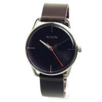 ■NIXON ニクソン 腕時計 ユニセックス THE MELLOR メラー ネイビー/ブラウン メン...