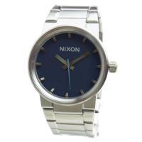 ■商品名 NIXON ニクソン 腕時計 メンズ THE CANNON キャノン ネイビー/ブラス 男...