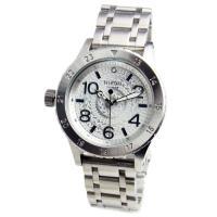 ■商品名 NIXON ニクソン 腕時計 レディース ユニセックス 38-20 オールシルバー/スタン...