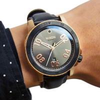 ■商品名 NIXON ニクソン 腕時計 メンズ RANGER LEATHER レンジャーレザー ロー...