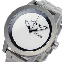 ニクソン NIXONの男性向け腕時計です。   NIXON(ニクソン)は、1998年に誕生したアメリ...
