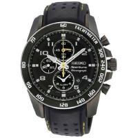 セイコー SEIKOの男性向け腕時計です。   セイコー(SEIKO)は1881年に創業した130年...