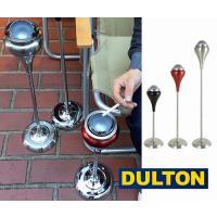 DULTON ダルトン スタンドトップ アッシュトレイ ブラック レッド シルバー 灰皿 アッシュトレイ シンプル フタ付 フタ 高さ調節可能 CH12-H439