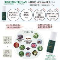 育毛かっさスターターセット 薬用育毛剤(医薬部外品)+かっさプレート 30日間返金保証|meridian|04