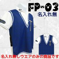 ★ストネコ オリジナル  ボウリングウエア フルグラフィック ポロシャツ FP-03 ネコ柄 名入れ...